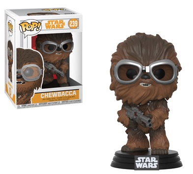 Funko Pop Star Wars Solo Vinyl Figures 19