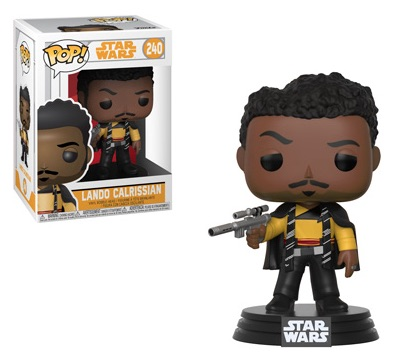 Funko Pop Star Wars Solo Vinyl Figures 21