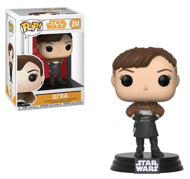 Funko Pop Star Wars Solo Vinyl Figures 22