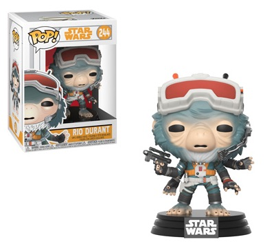Funko Pop Star Wars Solo Vinyl Figures 25
