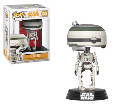Funko Pop Star Wars Solo Vinyl Figures 26