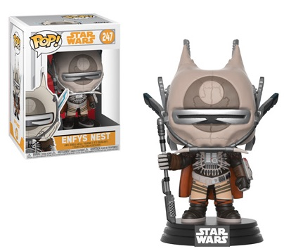 Funko Pop Star Wars Solo Vinyl Figures 28