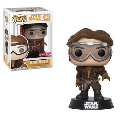 Funko Pop Star Wars Solo Vinyl Figures 29