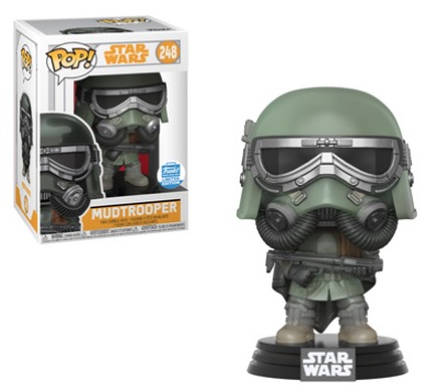 Funko Pop Star Wars Solo Vinyl Figures 30