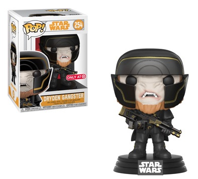Funko Pop Star Wars Solo Vinyl Figures 35