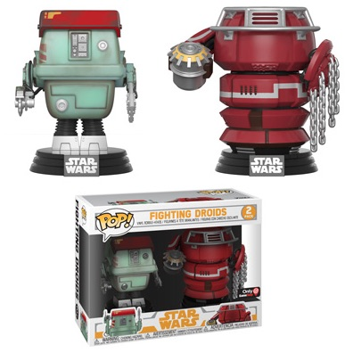 Ultimate Funko Pop Star Wars Figures Checklist and Gallery 501