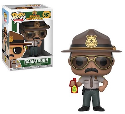 Funko Pop Super Troopers Vinyl Figures 2