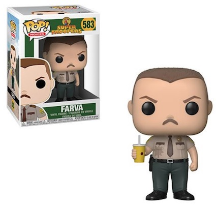 Funko Pop Super Troopers Vinyl Figures 4