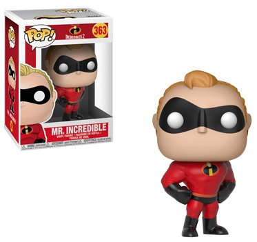Ultimate Funko Pop The Incredibles Figures Checklist and Gallery 8