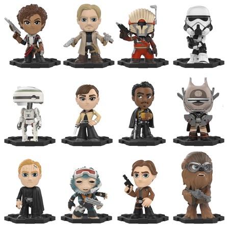 2018 Funko Star Wars Solo Mystery Minis 2