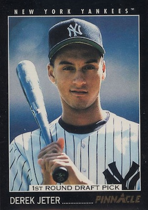 Salute The Captain! Ranking the Best Derek Jeter Rookie Cards 6