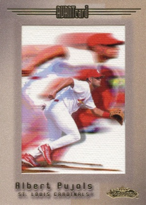 Mr. 3,000! See 10 of the Best Albert Pujols Rookie Cards 1
