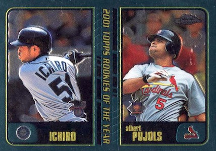 Collect the Best Ichiro Suzuki Rookie Cards 4