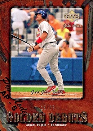 Mr. 3,000! See 10 of the Best Albert Pujols Rookie Cards 2