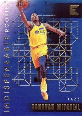 2017-18 Panini Essentials Basketball Cards 4