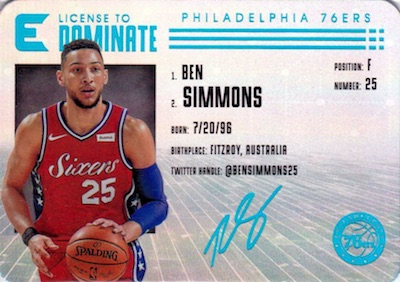 2017-18 Panini Essentials Basketball Cards 5
