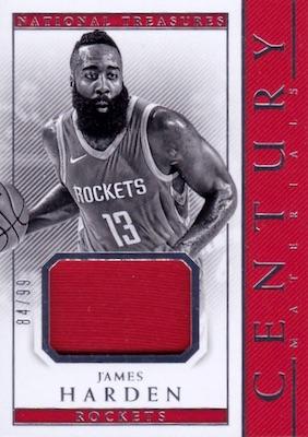 2017-18 Panini National Treasures Basketball Cards 27