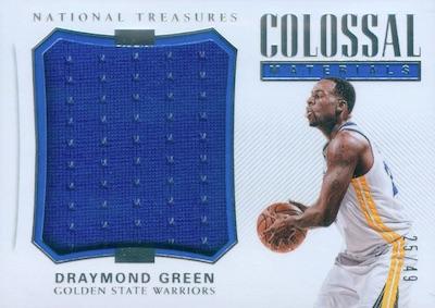 2017-18 Panini National Treasures Basketball Cards 30