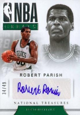 2017-18 Panini National Treasures Basketball Cards 34