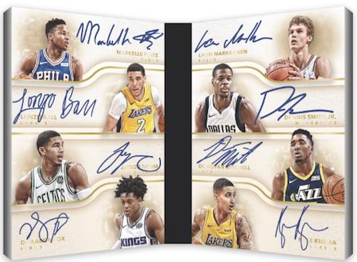 2017-18 Panini Opulence Basketball