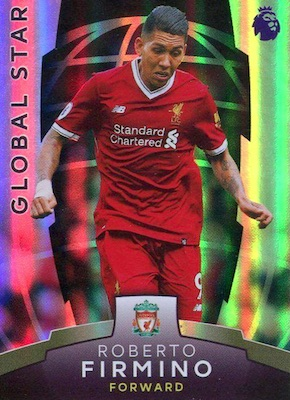 2017-18 Topps Premier League Platinum Soccer Cards 4
