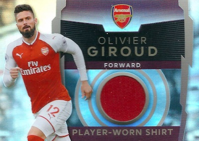 2017-18 Topps Premier League Platinum Soccer Cards 6