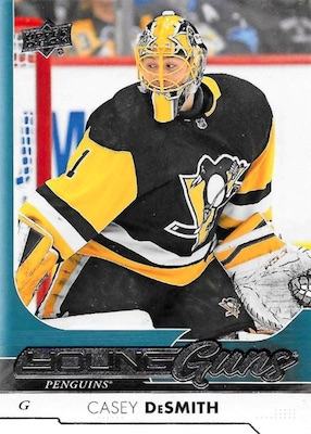 2017-18 Upper Deck Young Guns Guide and Gallery 124