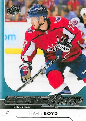 2017-18 Upper Deck Young Guns Guide and Gallery 125