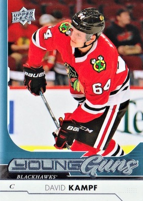 2017-18 Upper Deck Young Guns Guide and Gallery 129