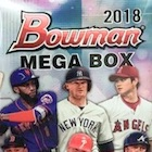 2018 Bowman Mega Box Chrome Baseball Cards