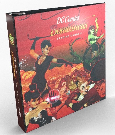 DC Comics Bombshells 2 Rainbow New Covers Chase Card C5 DC Comics Bombshells #30