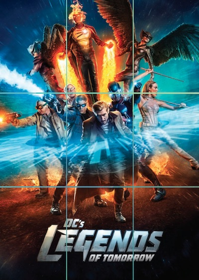 2018 Cryptozoic Legends of Tomorrow Seasons 1 and 2 Trading Cards - Checklist Added 33