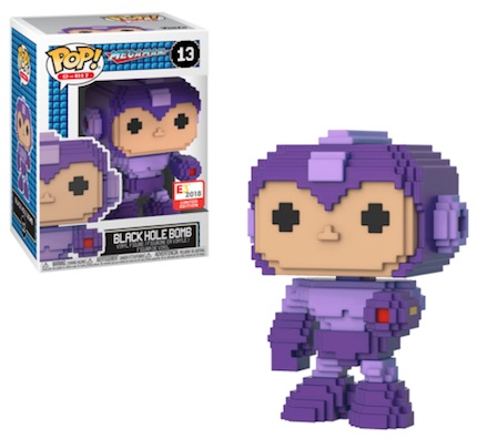 Funko Pop Mega Man Vinyl Figures 33