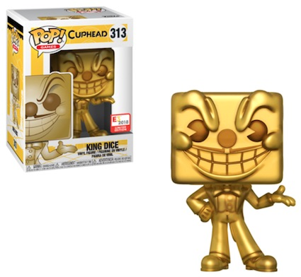 2018 Funko Pop E3 Exclusive Figures 3