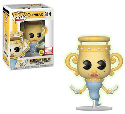 2018 Funko Pop E3 Exclusive Figures 4
