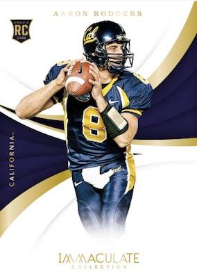2018 Immaculate Collection Collegiate Football