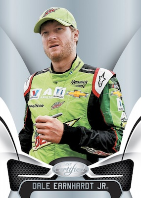 2018 Panini Certified Racing NASCAR Cards 3