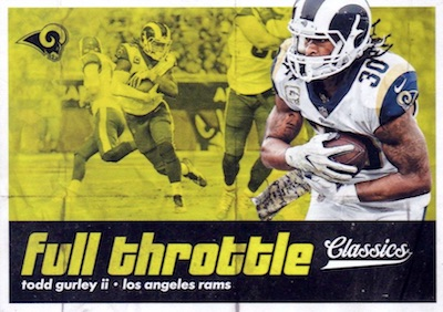 2018 Panini Classics Football Cards 40