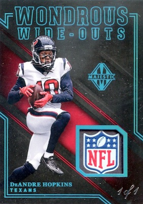 2018 Panini Majestic Football Cards 49