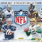 2018 Panini NFL Stickers