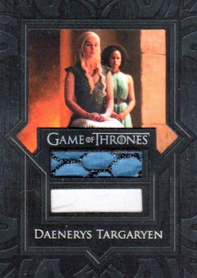 2018 Rittenhouse Game of Thrones Season 7 Trading Cards 27