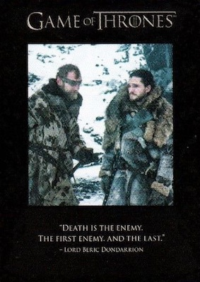 2018 Rittenhouse Game of Thrones Season 7 Trading Cards 33