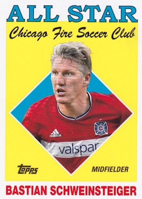 2018 Topps MLS Major League Soccer Cards 27