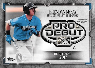 2018 Topps Pro Debut Baseball Cards 31