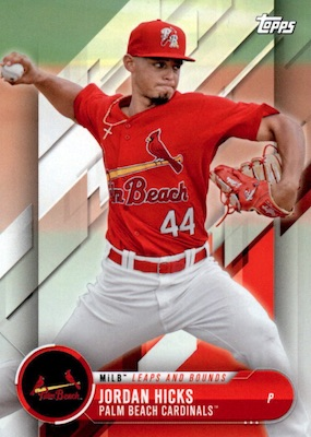 2018 Topps Pro Debut Baseball Cards 34
