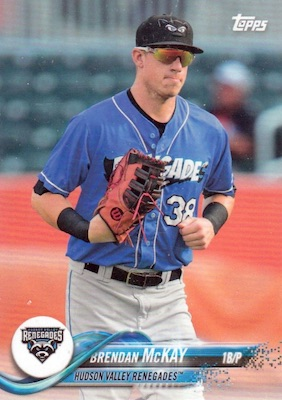 2018 Topps Pro Debut Baseball Variations Guide 23