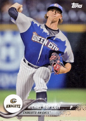 2018 Topps Pro Debut Baseball Variations Guide 5