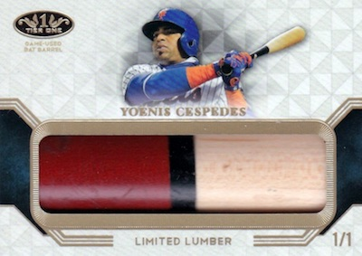 2018 Topps Tier One Baseball