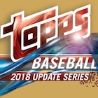 2018 Topps Update Series Baseball Cards