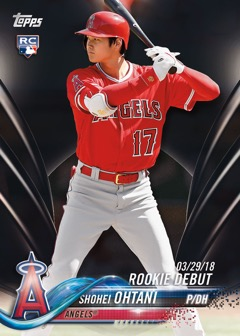 2018 Topps Update Series Baseball